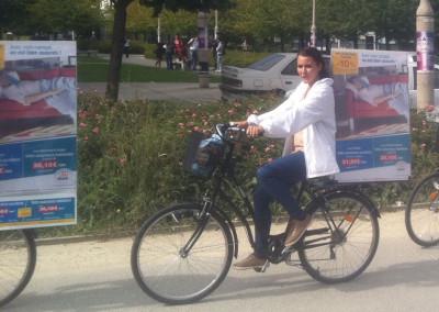 Com'à Vélos MAE 2011